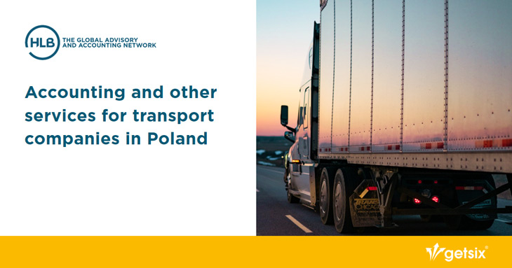 Accounting and other services for logistics companies in Poland