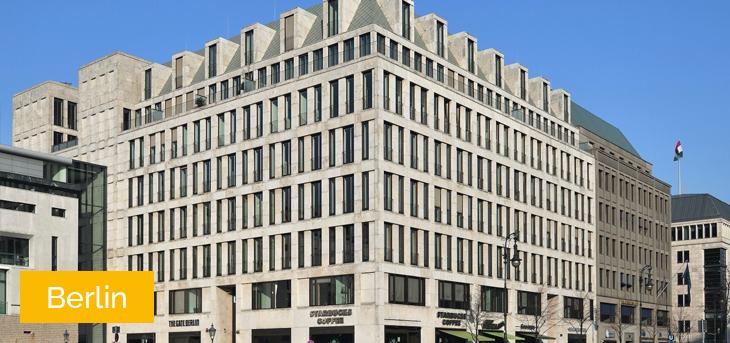 Biuro przedstawicielskie Berlin