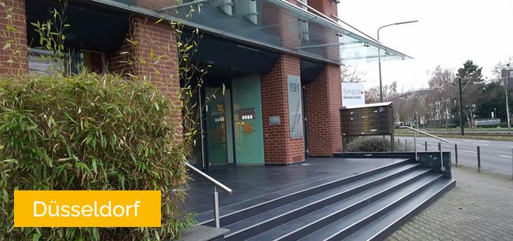 Biuro przedstawicielskie Düsseldorf