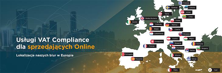 Usługi VAT Compliance dla sprzedających Online