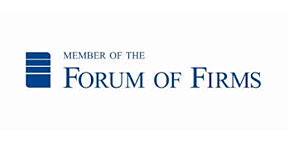 Member of the Forum of Firms