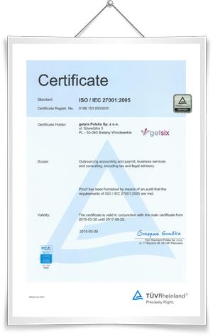 certyficate-iso-27001-polska