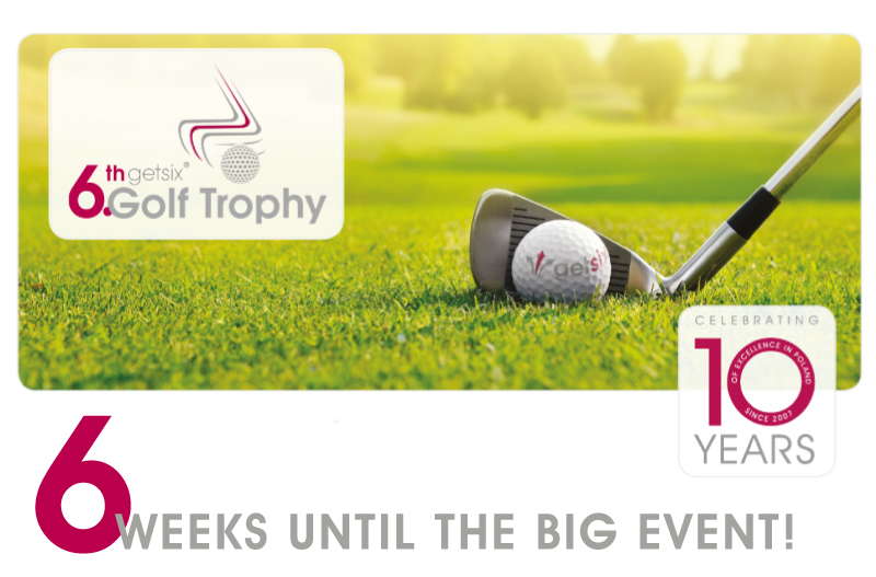 getsix Golf Trophy 2017