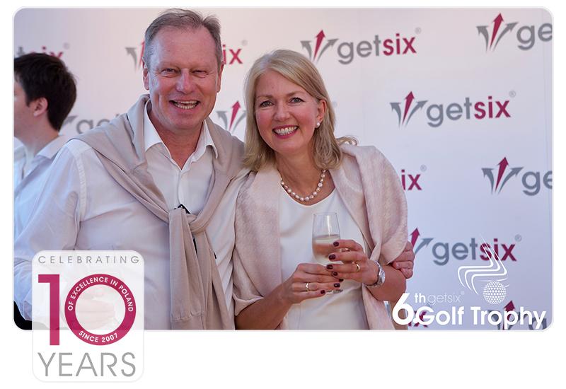 6. getsix Golf Trophy