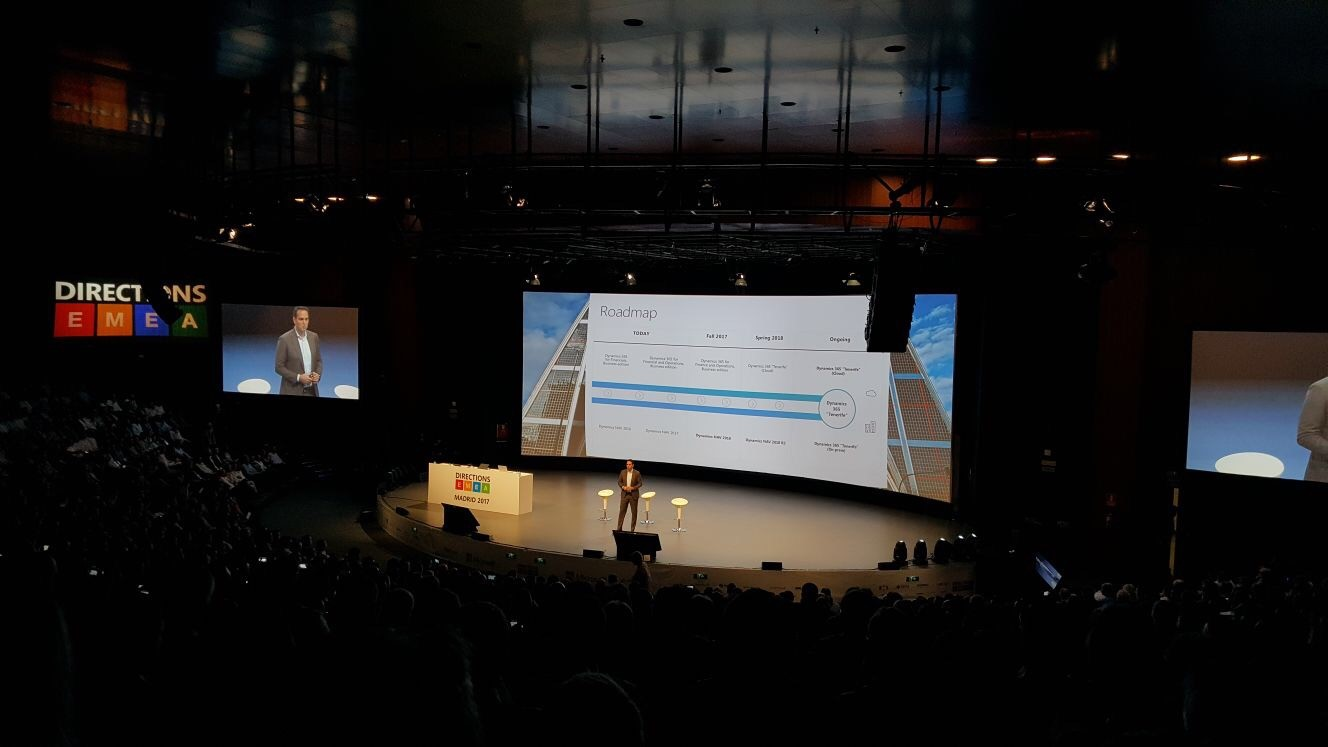 getsix Services IT Team attends Directions EMEA conference in Madrid