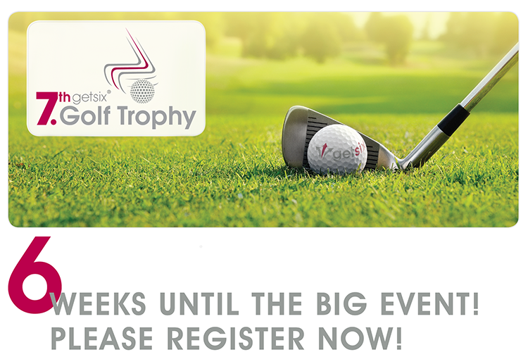 6 week Golf Trophy