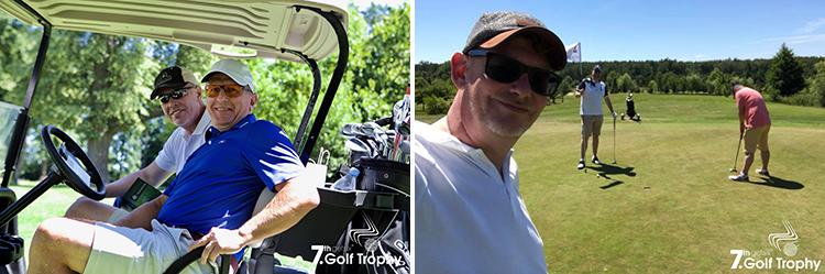 7th getsix® Golf Trophy