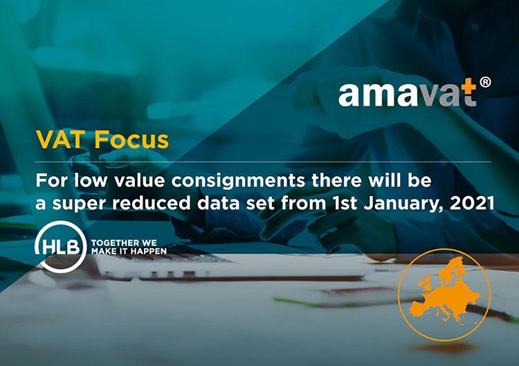 amavat VAT Focus