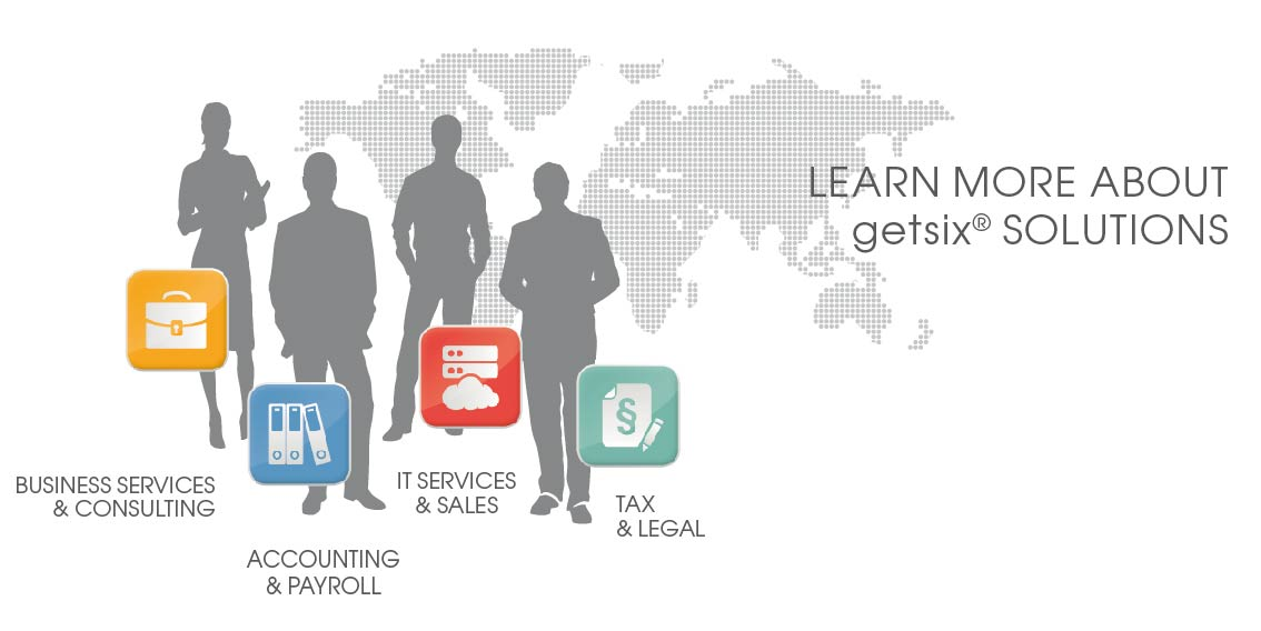LEARN MORE ABOUT getsix® SOLUTIONS
