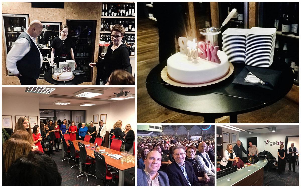 getsix® Poznań celebrates 10 years