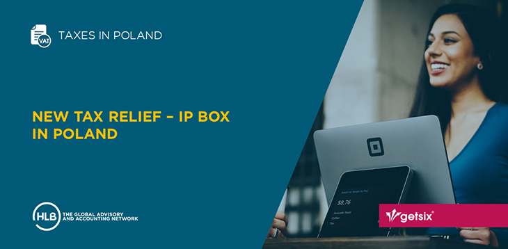 New Tax relief - IP Box in Poland