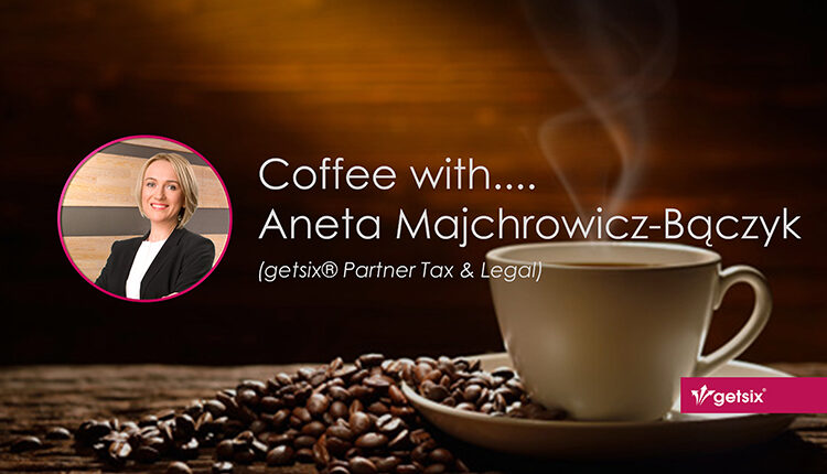 Coffee with… Aneta Majchrowicz-Bączyk