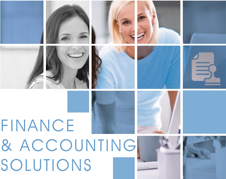 Finance and accounting solutions getsix®