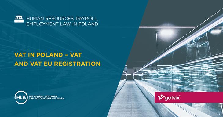 VAT in Poland – VAT and VAT EU registration