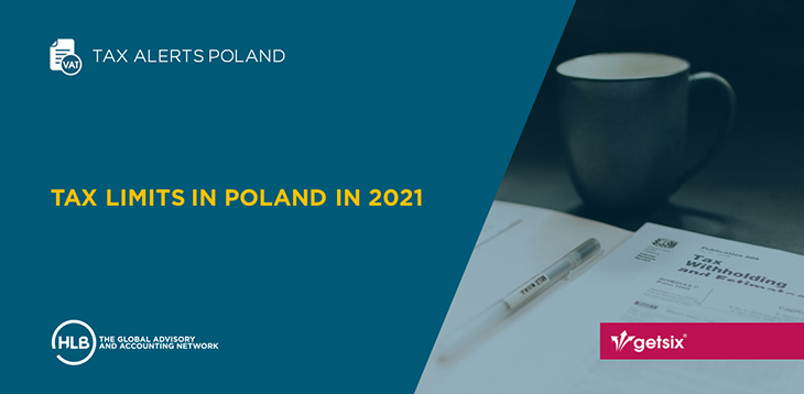 Tax limits in Poland in 2021