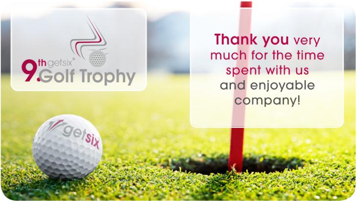 9th getsix® Golf Trophy - Summary