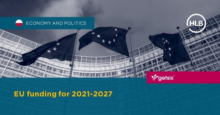 EU funding for 2021-2027