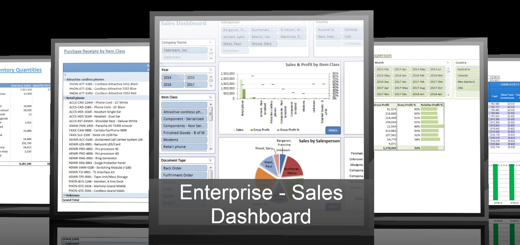 Business Reporting Solutions
