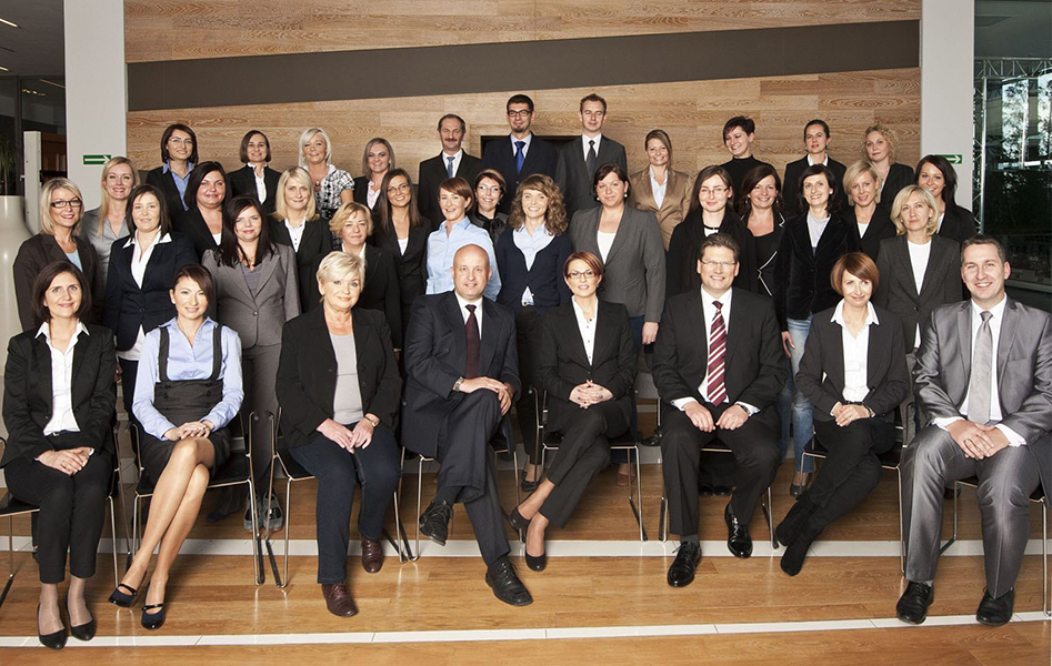 getsix® Management & Team