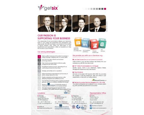 getsix® Profile