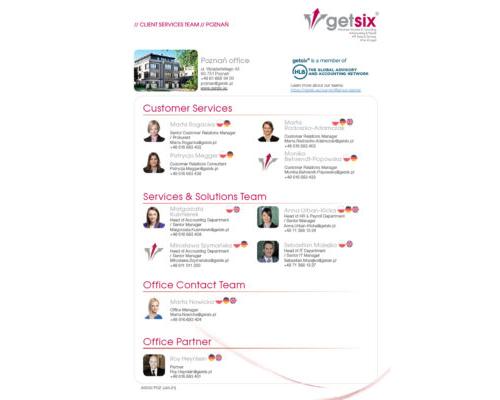 Client Services Teams - Poznań