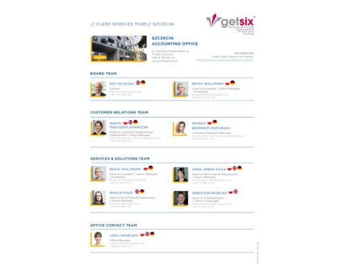 Client Services Teams - Szczecin