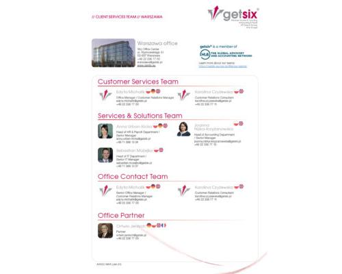Client Services Teams - Warsaw